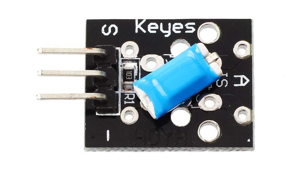 Utilizzare il sensore di inclinazione (tilt) con Arduino