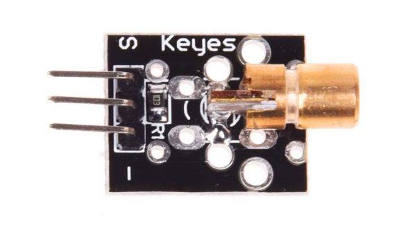 KY-008 modulo laser arduino
