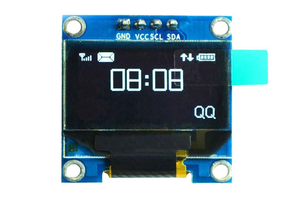 Utilizzare display OLED 128×64 I2C con Arduino