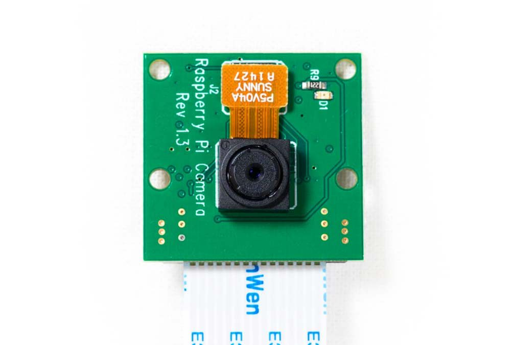 Raspberry Pi Camera: Introduzione