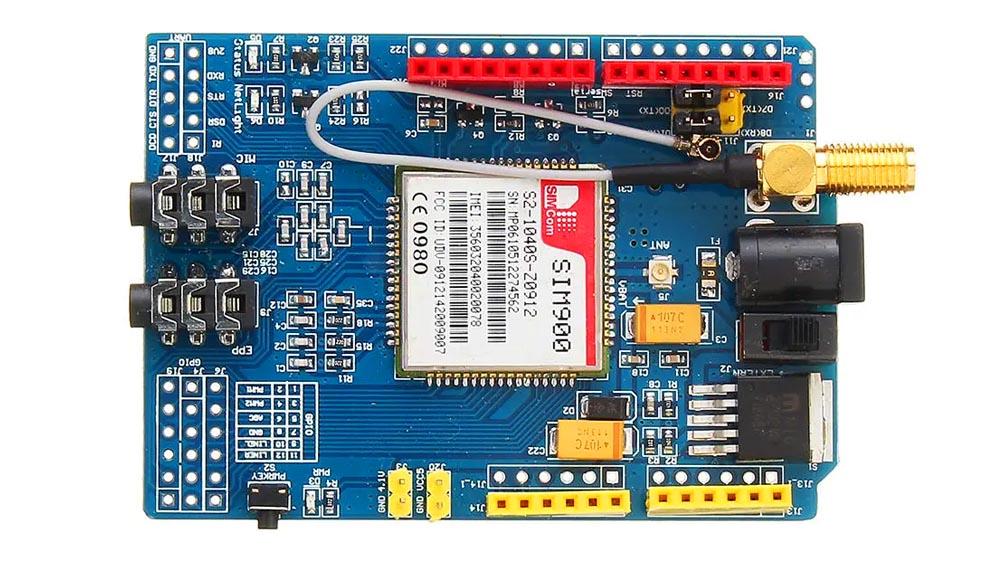 Arduino e modulo GSM SIM900 – La guida completa